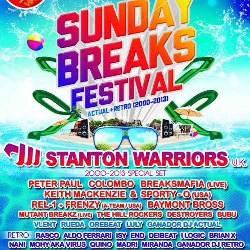 Orebeat @ Sunday Breaks Promo Mix