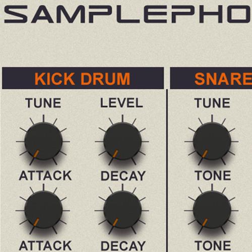Samplephonics 909 Garage Demo
