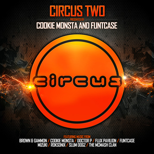 Cookie Monsta and FuntCase - Atom Bomb