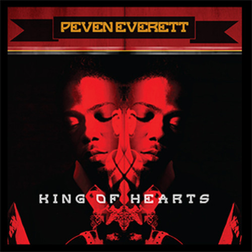 Peven Everett 'King Of Hearts' Album - Available To Buy Now!!