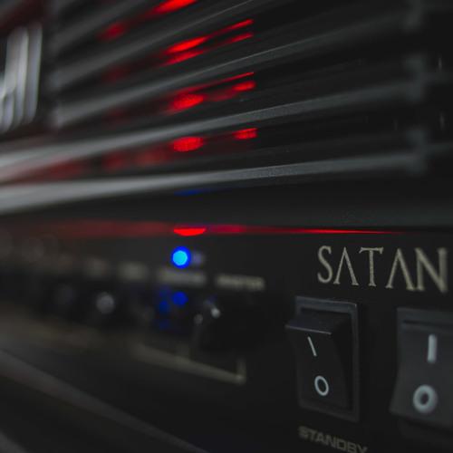 """Seymour Duncan Custom 5 Alnico + Randall Satan """"Feared teaser"""""""