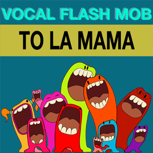 ZAP MAMA-Vocal Flashmob 2013