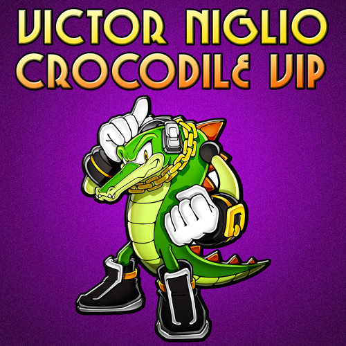 Crocodile VIP by Victor Niglio