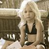 String bikini for young girls