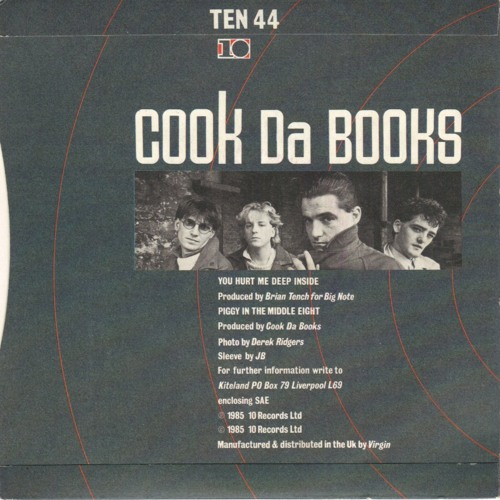 Cook da Books - The Look Out is Out