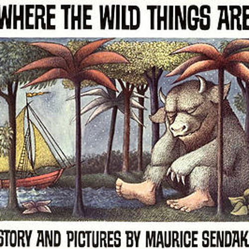 """Maurice Sendak's, """"Where the Wild Things Are,"""" read by Terri Markson, 65"""