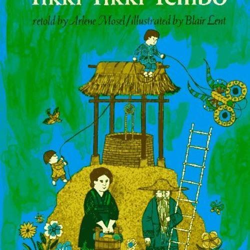 "Zari and Slater Zwillich, both 6, read ""Tikki Tikki Tembo"" by Arlene Mosel"