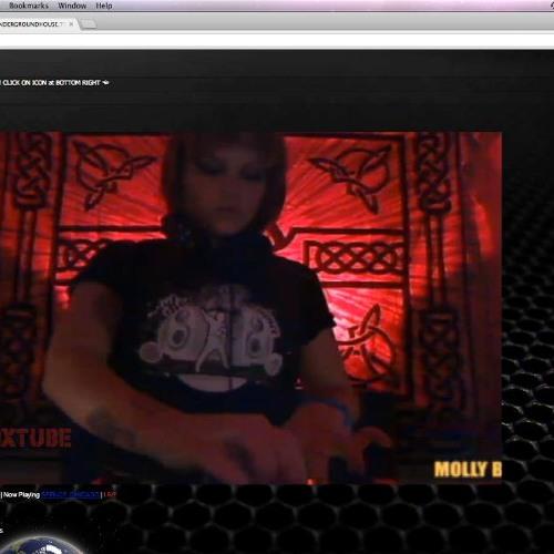 MollyBass - UGHTV Live Mix