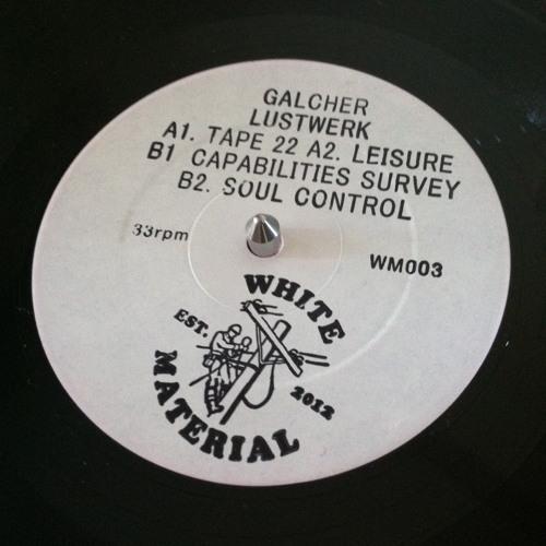 WM003 - Galcher Lustwerk - Promotional Clip