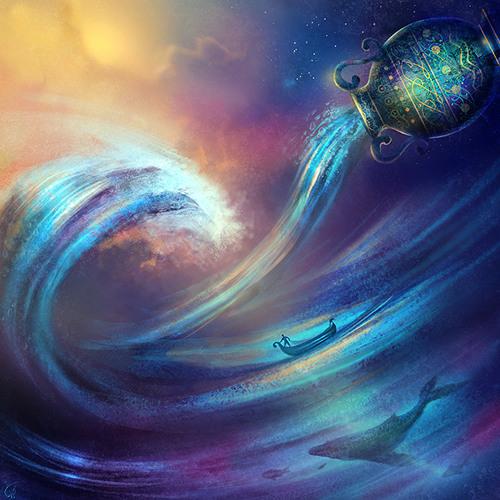 Christian Wilson - Time Of Aquarius (April Mixtape 2013)
