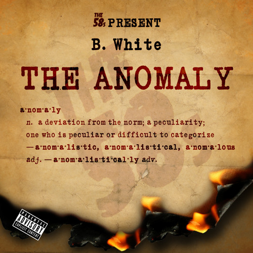 B. White - The Anomaly - 14 Round of Applause ft. Mayo (Prod. Sky Tendencies)