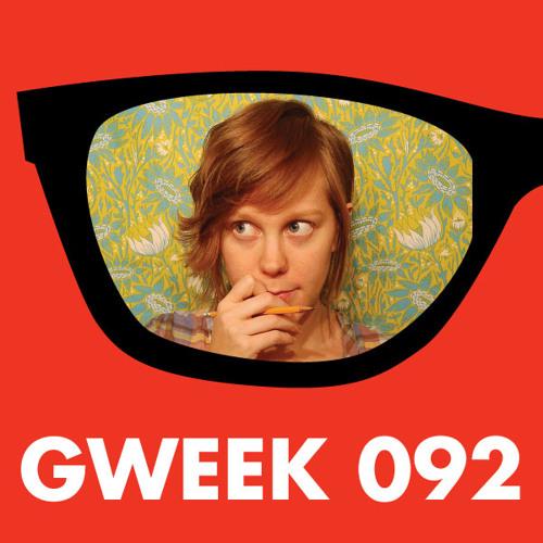 Gweek 092: Cartoonist Lucy Knisley