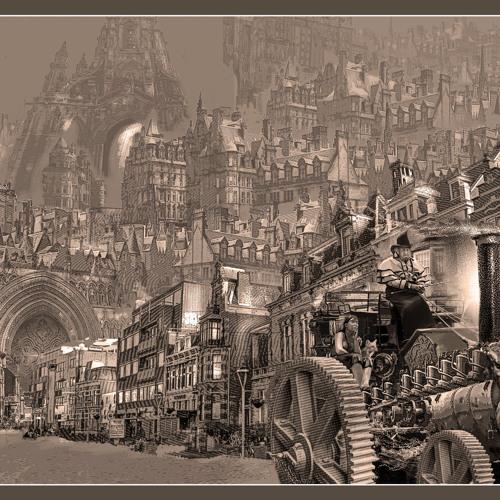 Steampunk Cinematic Music