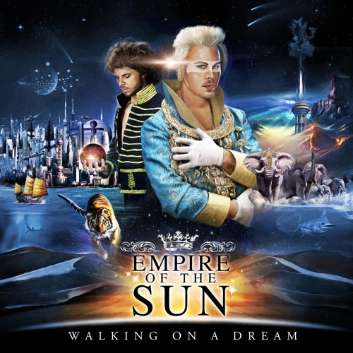Empire of the Sun - Walking On A Dream (Robotaki Remix)