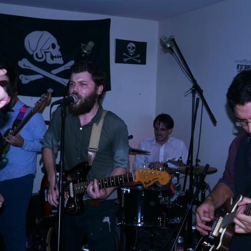 Test Tube Casanova - Dead Mans Party (Live 10-28-12)