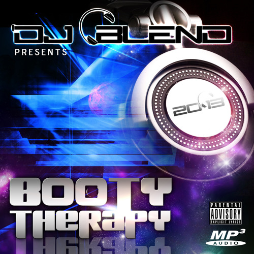 Booty Therapy (2013) ~ Mixed By Dj Blend