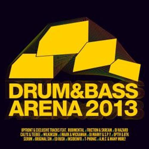 Serum - Magnificent - Drum & Bass Arena 2013