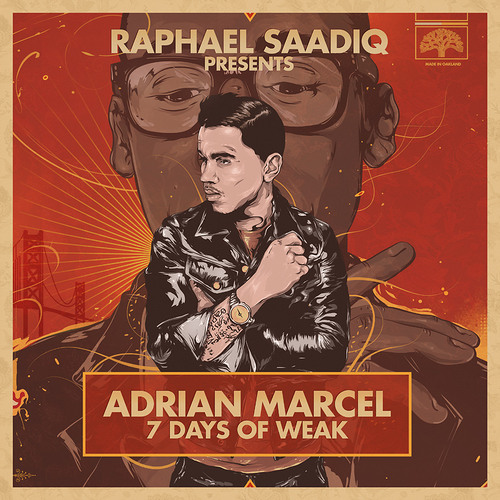Adrian Marcel - Dope Dealer