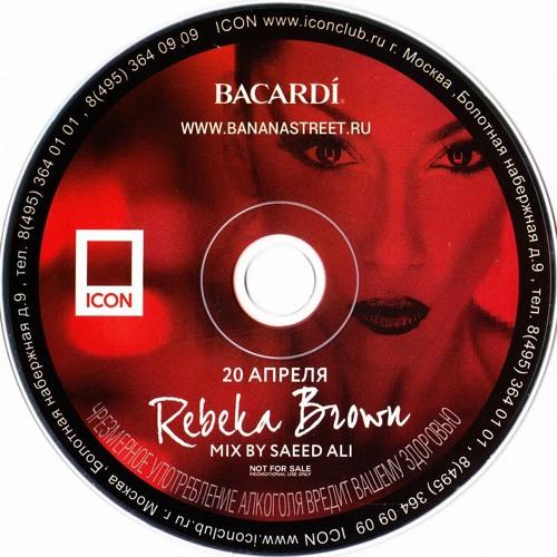 Saeed Ali feat. Rebeka Brown @ ICON 20.04.13