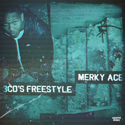 Merky Ace - 3 CD's Freestyle (Climaks Beats Remix) (Free Download)