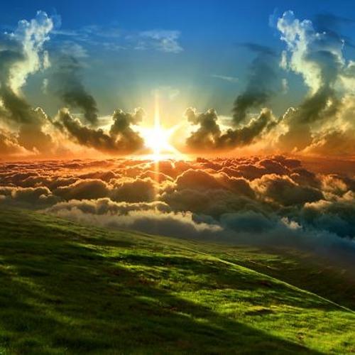 Sur les nuages du paradis