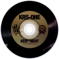 Krs-One Still Spittin' Produced by 5th Seal