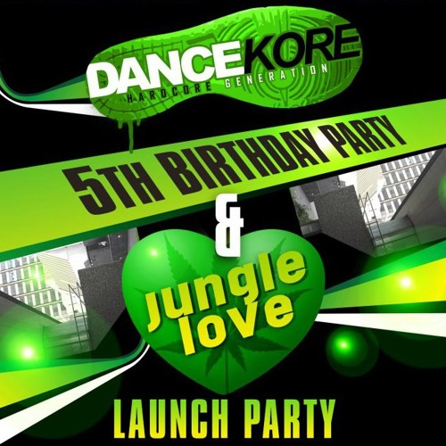 Cyber & Giggly - DanceKORE 5th Birthday Bash -  Promo Mix
