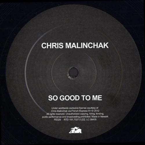 Chris Malinchak – So Good To Me (Zinc Remix) [MoS]