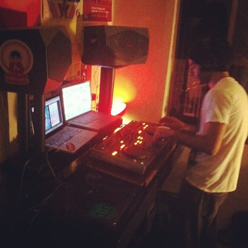 Goldcap - Live Guestmix on Bamboocha Radio [LA Underground] (4-18-13)