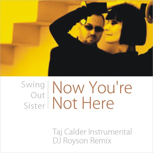Swing Out Sister - Now You're Not Here (Taj Calder Instrumental DJRoyson Remix )