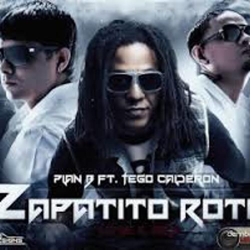 95 - Zapatito Roto - Plan B Ft Tego Calderon ( Love And Sex ) DJ Jhecaro