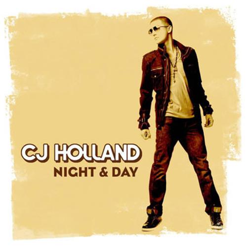 CJ HOLLAND - Night and Day - GEEK4 remix
