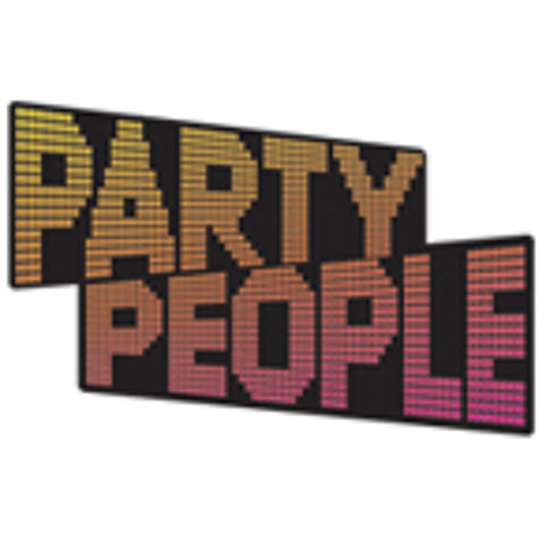 KOMES National Guest Mix - Party People [27-5-2013]
