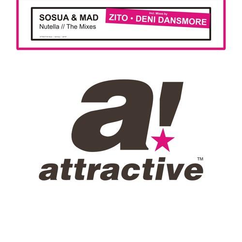 """SOSUA & MAD - """"Nutella"""" // Zito's Private HU Mix"""