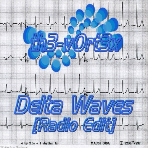 th3-v0rt3x - Delta Waves [Radio Edit]