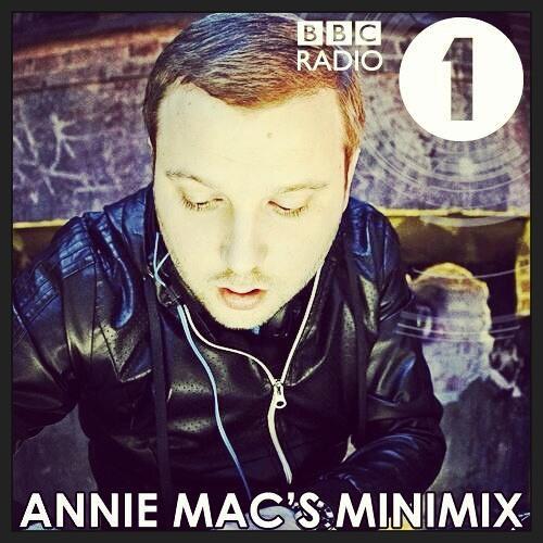 Caspa 'Alpha Omega' Mini Mix - Annie Mac Show -  BBC Radio 1 - April 2013 (FREE DOWNLOAD)