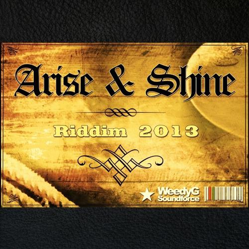 Jami Dread - Money Green - Arise & Shine Riddim - Weedy G Soundforce - May 2013