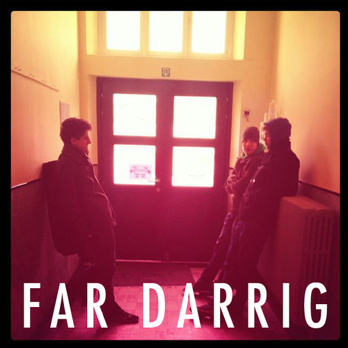 Far Darrig - Country Roads (live rehearsal)