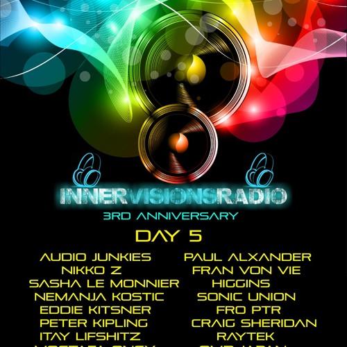 Higgins - Innervisons 3rd Anniversary Mix