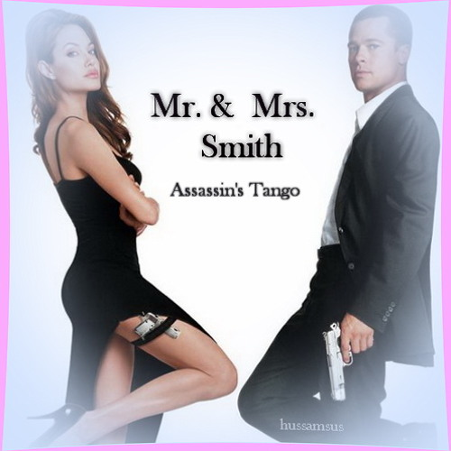 Mr and Mrs Smith ... Soundtrack