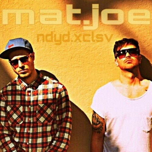 Mat.Joe - NDYD Exclusive Mix April 2013