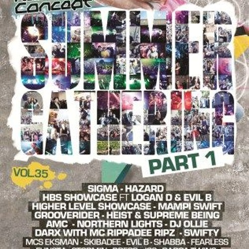 Random Concept Summer Gathering Vol 35 Sly Bassman