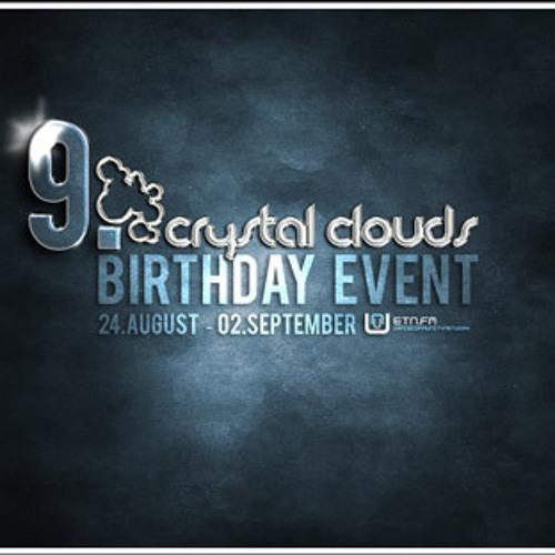 Akira Kayosa – Crystal Clouds 9th Birthday August 2012 [Trance Classics]