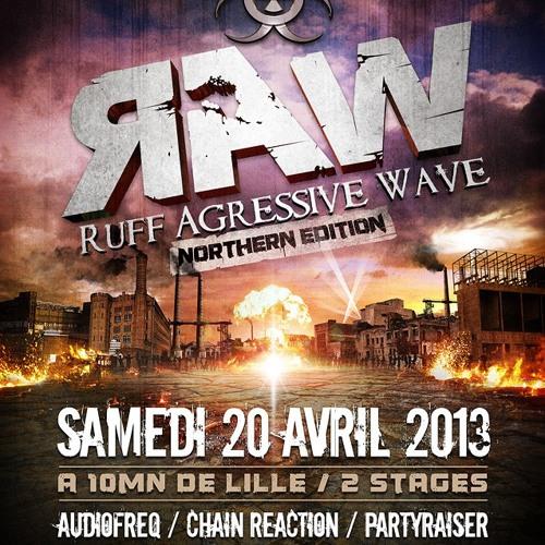 Artemis @ R.A.W. Northern Edition (20-04-2013)