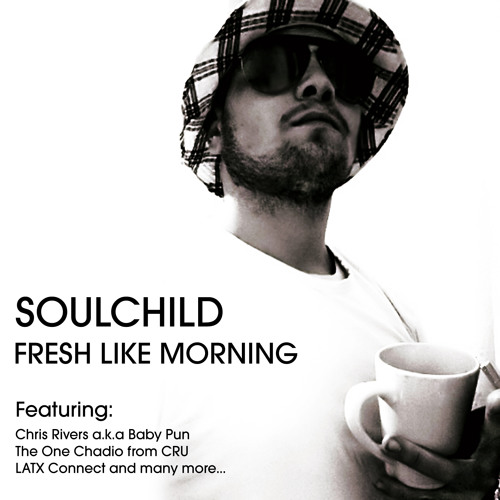 Soulchild & Chris Rivers A.k.a Baby Pun - I can't see it