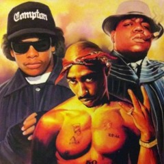 2Pac Ft. Biggie Smalls, Eazy E & Big Pun - The Streets