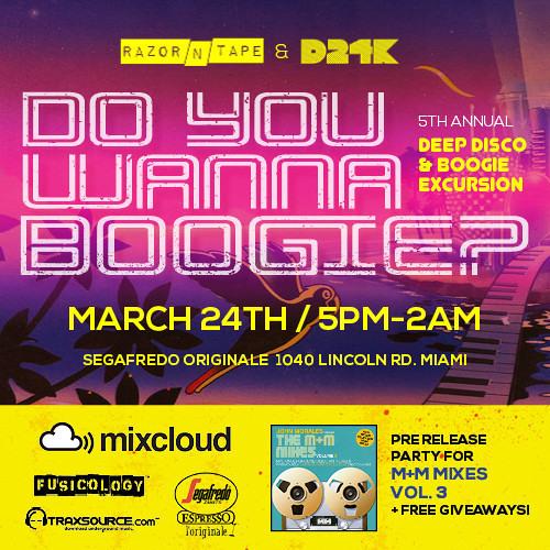 Victor Simonelli Live @ Do You Wanna Boogie? WMC '13
