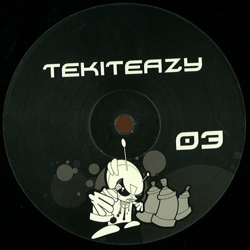 "Johnny Sideways - Supply Route (12"" Tekiteazy 03)"