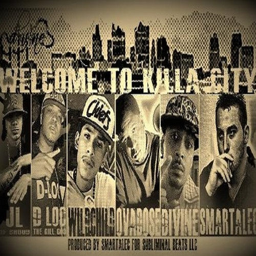 Welcome II Killa City ft. JL B.Hood, D-Loc the Gill God, Wild Child & Ovadose