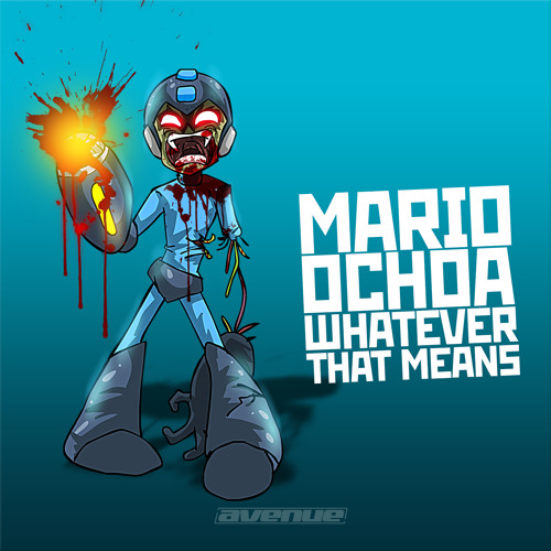 Mario Ochoa - Whatever That Means (Original Mix)